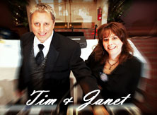 Tim and Janet
