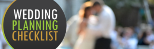 Upbeat Entertainment Wedding Planning Checklist